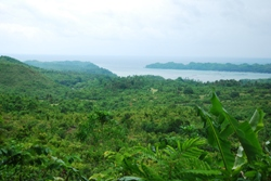 unspiled scenery of Guimaras