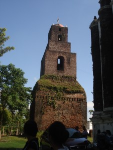Sarrat Church Bell Tower