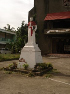 Msgr. Gregorio Aglipay - founder of the Philippine Independent Church