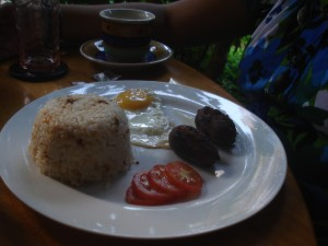 Breakfast in Balay da Blas