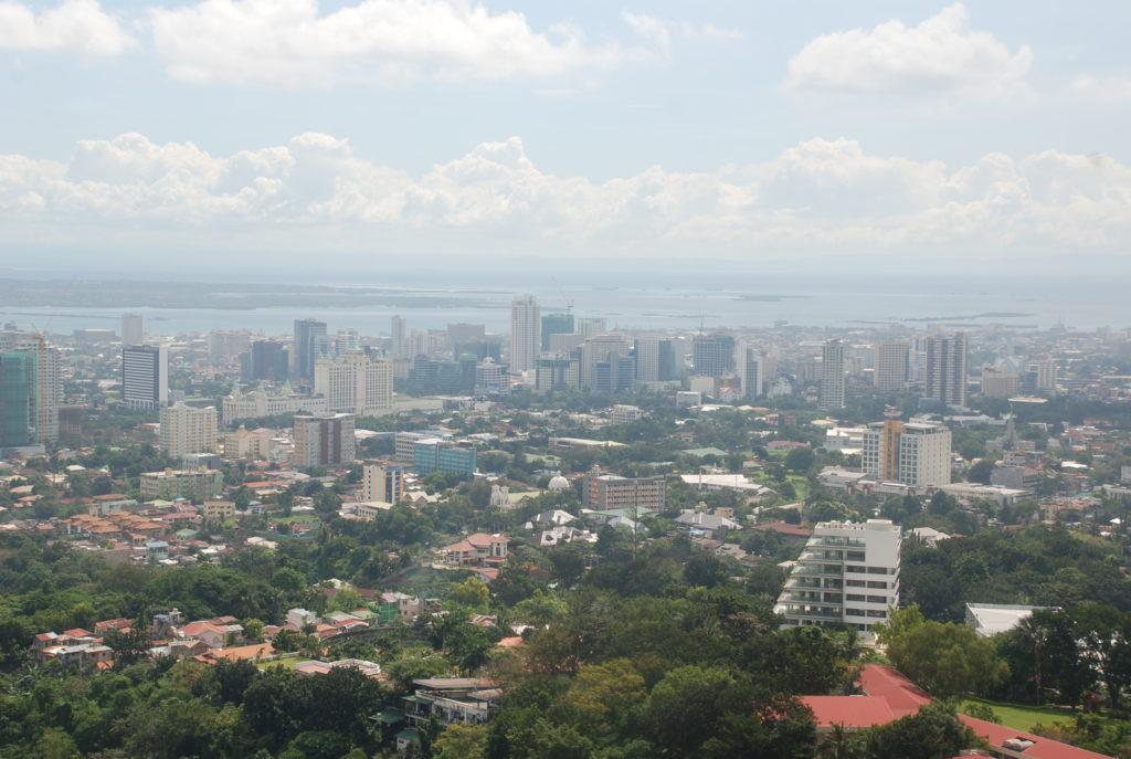 cebu cityscape
