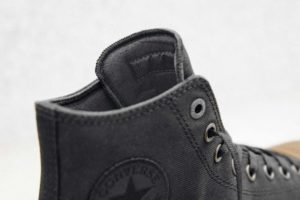 Converse Chuck Taylor All Star II Gumsole Hi in black...