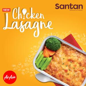 chicken lasagne KV
