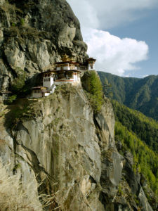 Paro Destination Tigers Nest